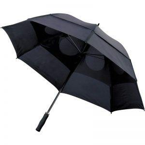 Paraguas anti viento.