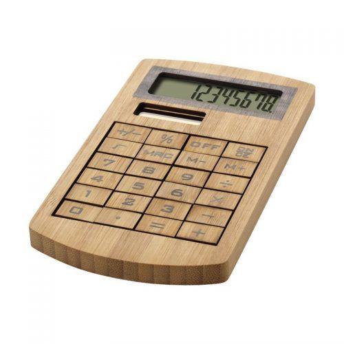 Calculadora bambu