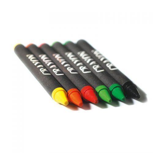 6 Ceras Color