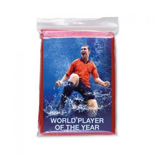 Impermeable de plástico