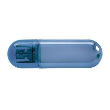 Memoria USB Transparente