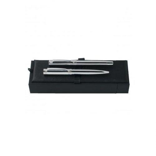 Set bolígrafo y roller Cerruti