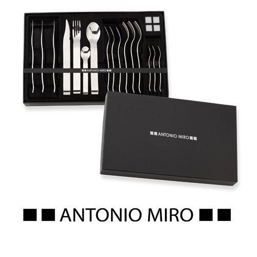 Cubertería Antonio Miró