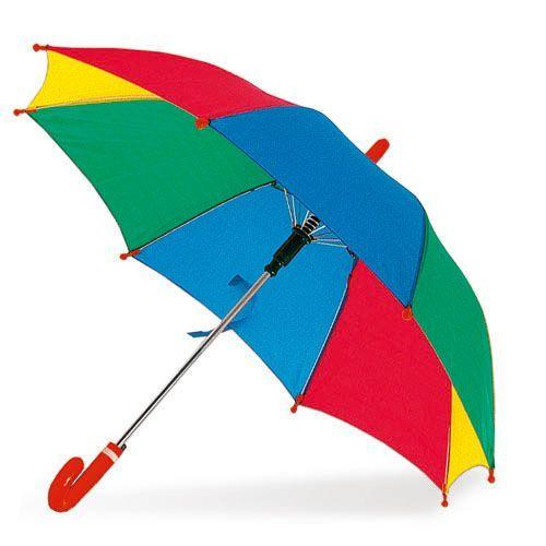 Paraguas Multicolor Infantil