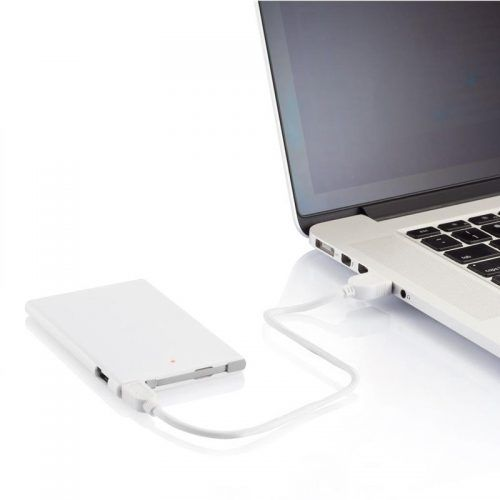 Batería Recargable Ultra Fina para Marcaje Digital