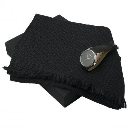 Set reloj Ungaro Gio y bufanda