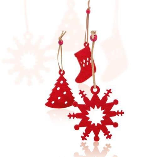 Set Adornos Navidad