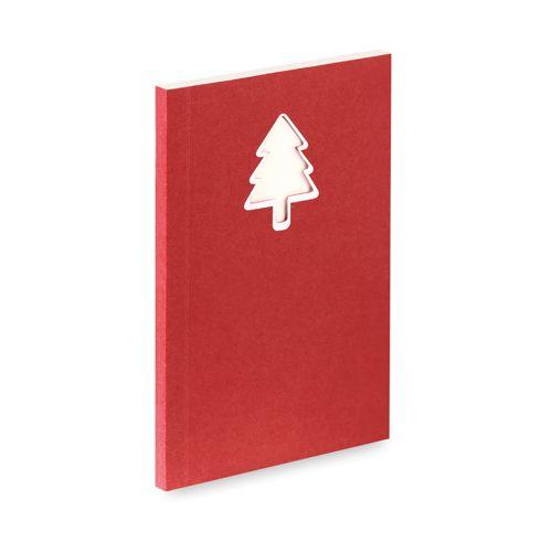 Bloc de Notas Navidad