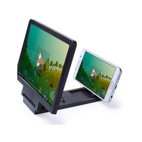 Ampliador pantalla teleléfono móvil