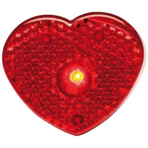 Luz Corazón Intermitente