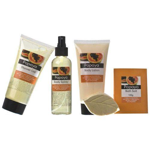 Set Higiene Corporal Aromas