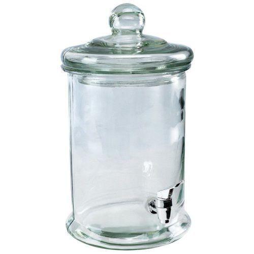 Dosificador Bebidas Cristal