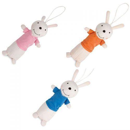 Estuche para lapices con forma de conejo