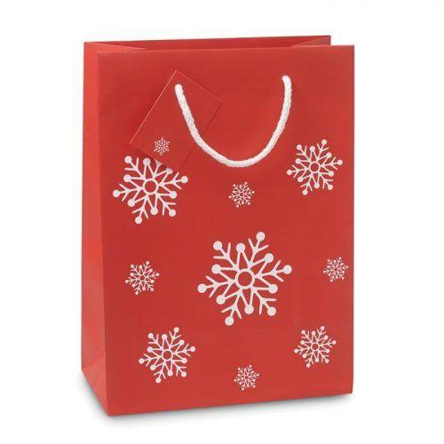 Bolsa Regalo Navidad Mediana