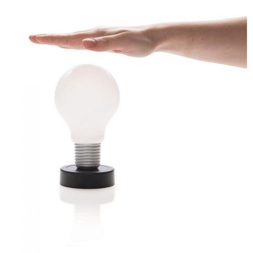 Lámpara Led blanca.