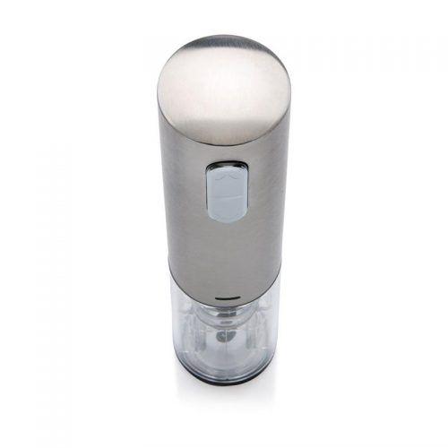 Abridor de vino eléctrico - USB recargable.