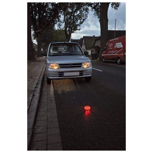 Luz de emergencia para el automóvil.