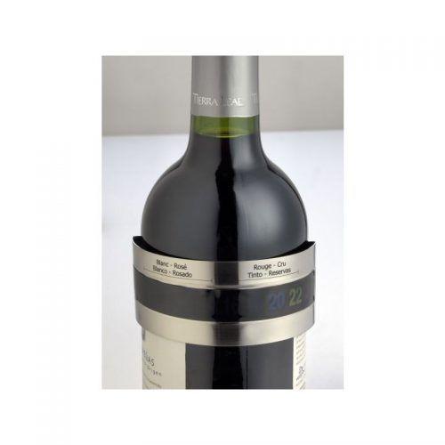 Termómetro vino