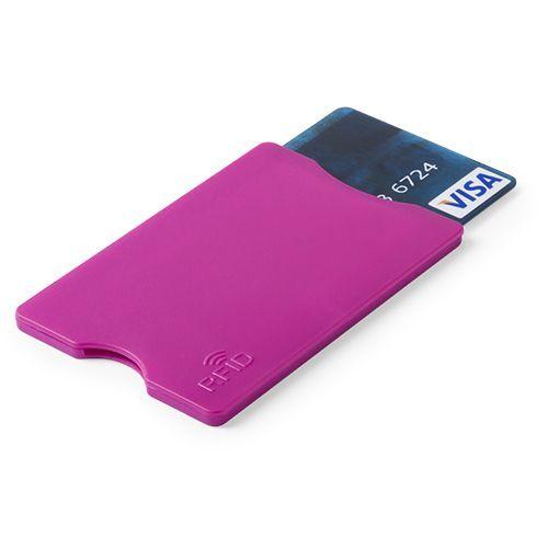 Tarjetero protector RFID