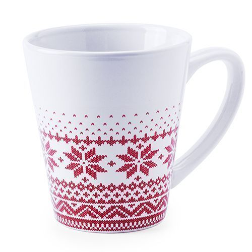 Taza cerámica.