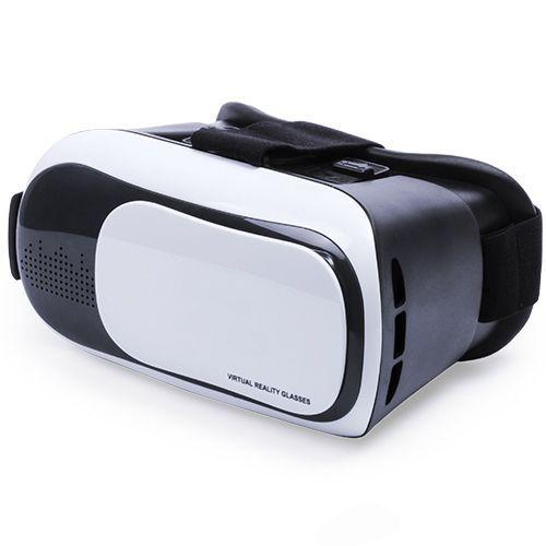 Gafas realidad virtual con lentes ajustables y entrada Jack 6,5mm.