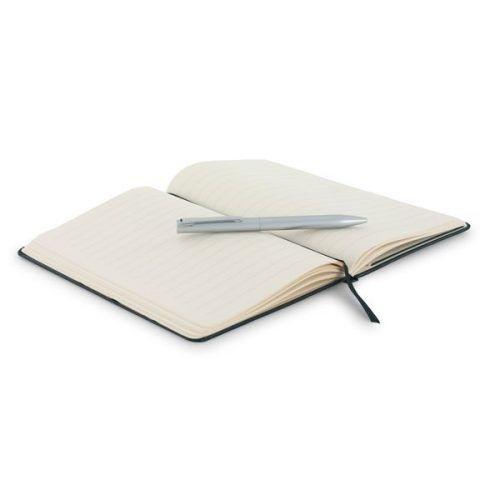 Set Bolígrafo y Bloc de Notas