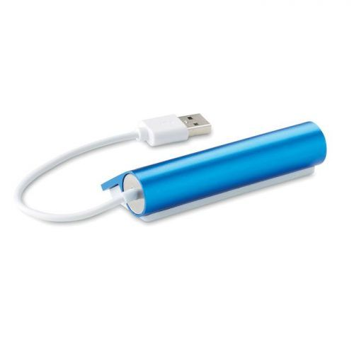 Hub USB 4 puertos Aluminio