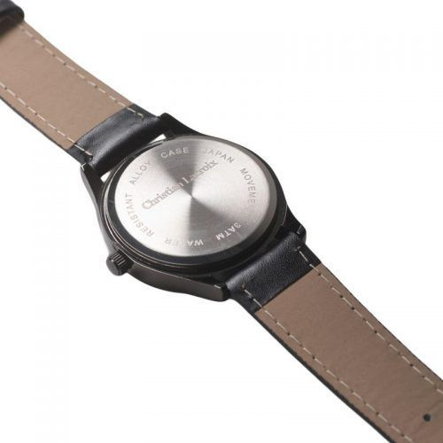 Reloj Black Christian Lacroix