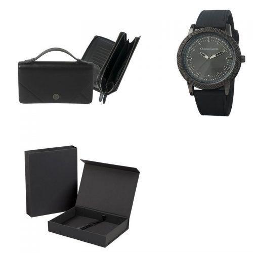 Set Reloj-Notebook Christian Lacroix