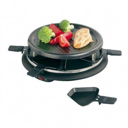 Raclette y Parrilla