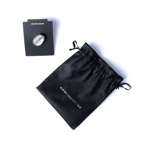 Anillo ajustable diseño único Antonio Miro para regalo promocional