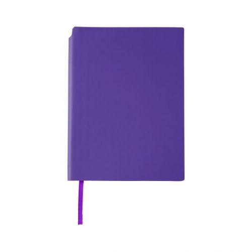Cuaderno A5 con portabolígrafos.
