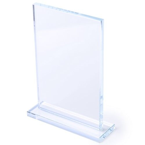 Trofeo Rectangular Cristal