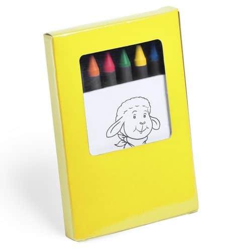 Set colores y lámina
