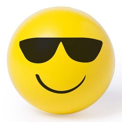 Pelota Antiestrés Emoticono Smiley