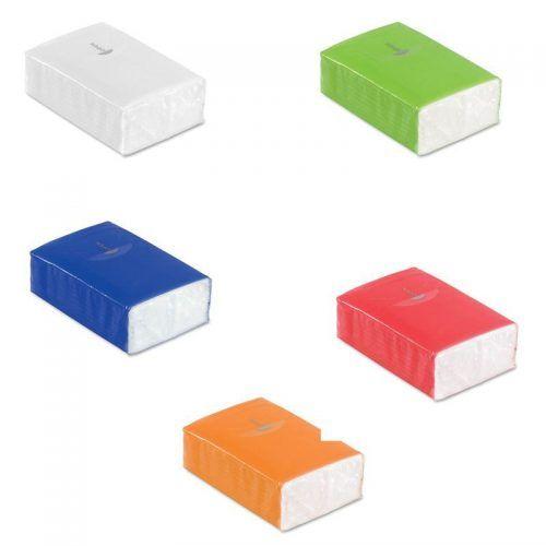 Paquete de pañuelos mini.