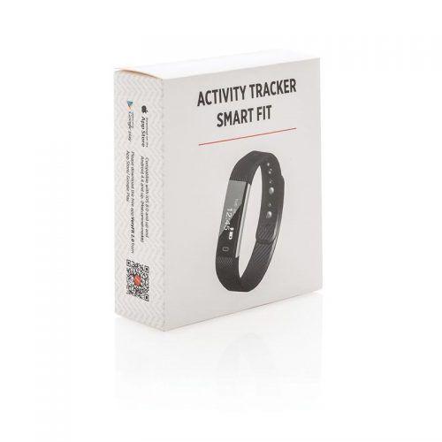 Monitor de actividad Smart fit.
