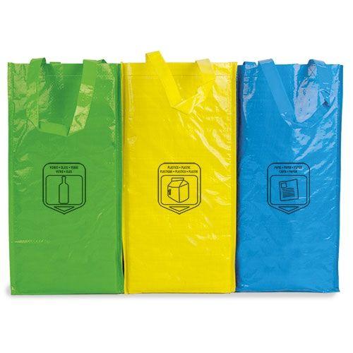 Bolsas reciclaje