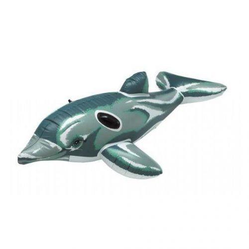 Delfín Inflable con asas