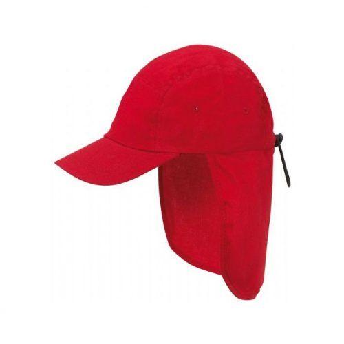 Gorra de legionario para niños.