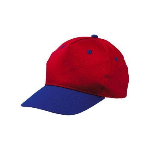 Gorra de 5 paneles para niños.