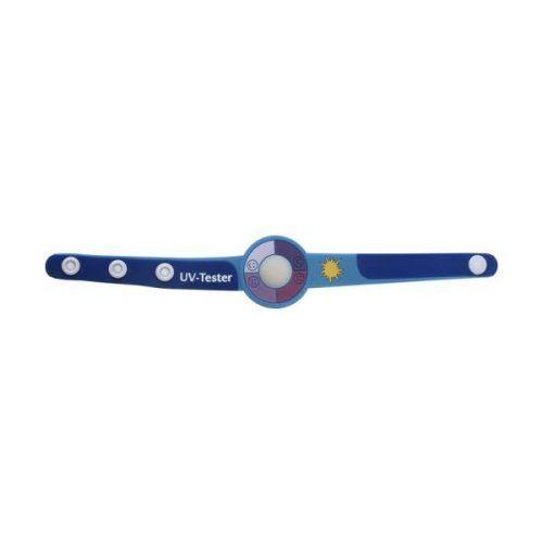 Pulsera con indicador UV