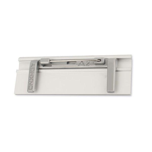 Placa Identificador aluminio