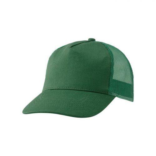 gorra trucker verde
