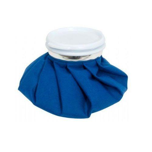 """Bolsa de frío """"Frozen"""" ,azul/ blanco."""