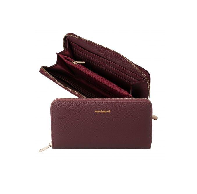Lady purse Bagatelle Bordeaux