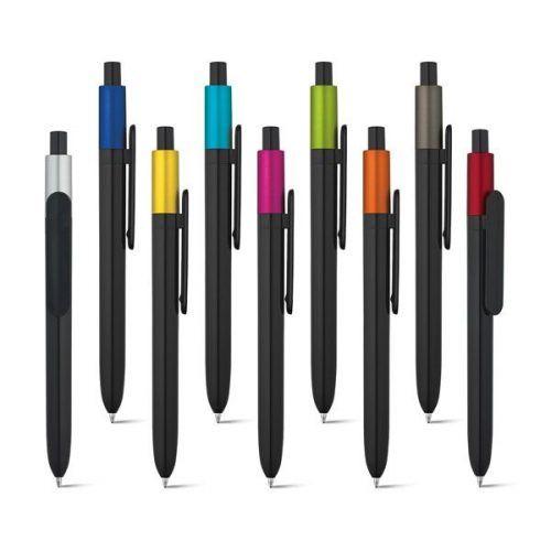 Bolígrafo acabado metalizado ABS