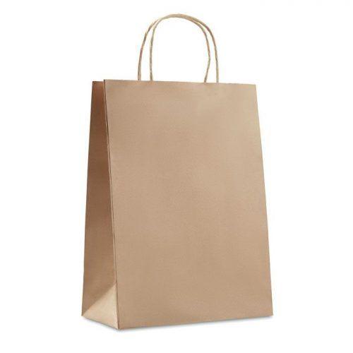 Bolsa de papel grande