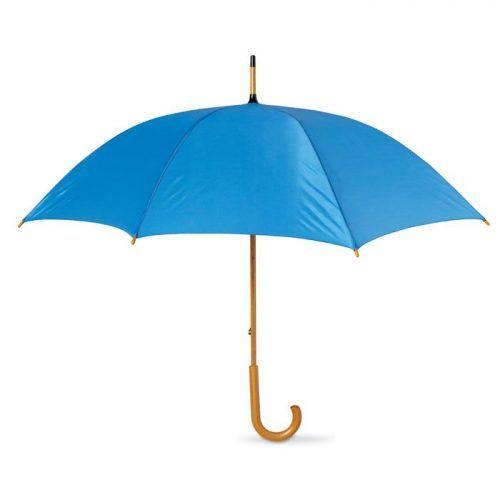 Paraguas con mango de madera   KC5132-02