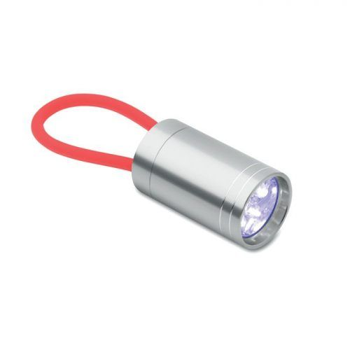 Linterna de aluminio